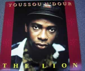 Youssou ndour-lion album