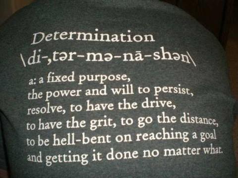 Determination1