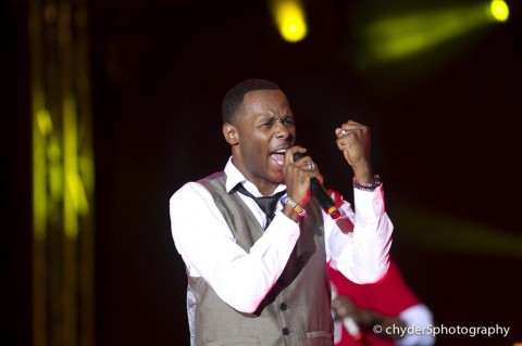 Micah Stampley - A true worship leader