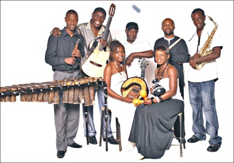 Tuku Mtukudzi and the Black Spirits