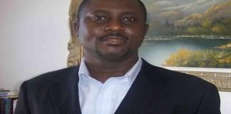 Professor Pius Adesanmi