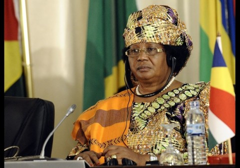MOZAMBIQUE-SADC-SUMMIT, Africas Top Five