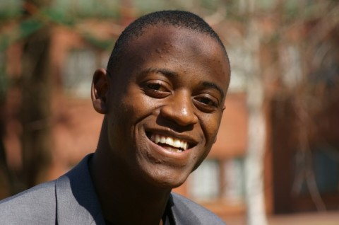 Ludwick Marishane nominees for The Future Awards Africa Young Person of the Year