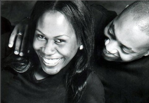 Fela Durotoye and wife