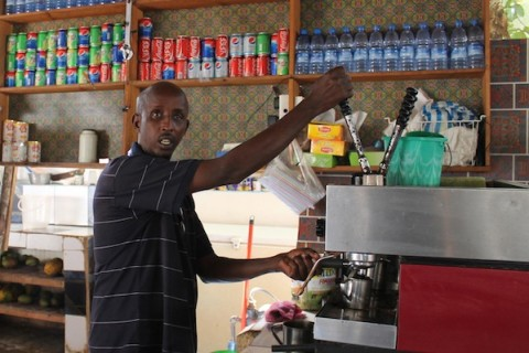 Ahmed Jama Somalia New Restaurants