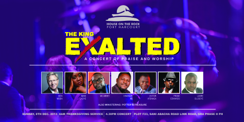 The king exalted Nikki Laoye Live in Rivers Nigeria