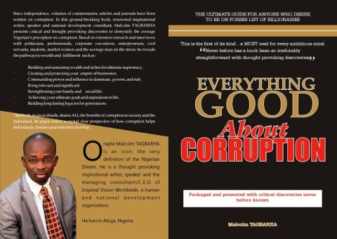 Everthing Good About Corruption.