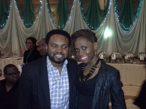 """Jenny,  Cobhams at The Future Awards """"Best 100""""@The State House, Abuja"""