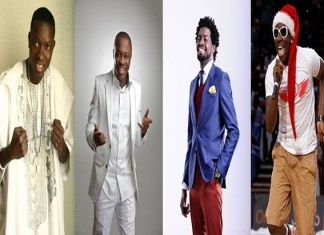 The Top 20 Comedians from West Africa in 2013