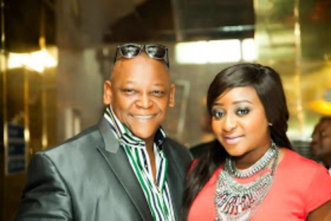 Keppy with Ini Edo