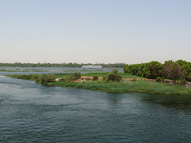 River nile Credit: Ad Meskens Wikimedia Commons