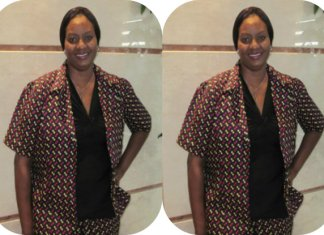 Mrs Tomilola Omesu is an Amazing Nigerian Woman