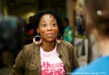 Tosyn Abisona Bucknor is an Amazing Nigerian Woman