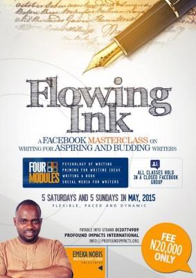 Emeka Nobis - Flowing Ink