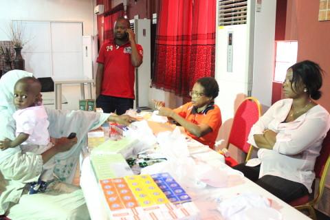 Toyin Adesola - SAMI at work