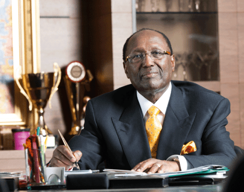 Chris Kirubi