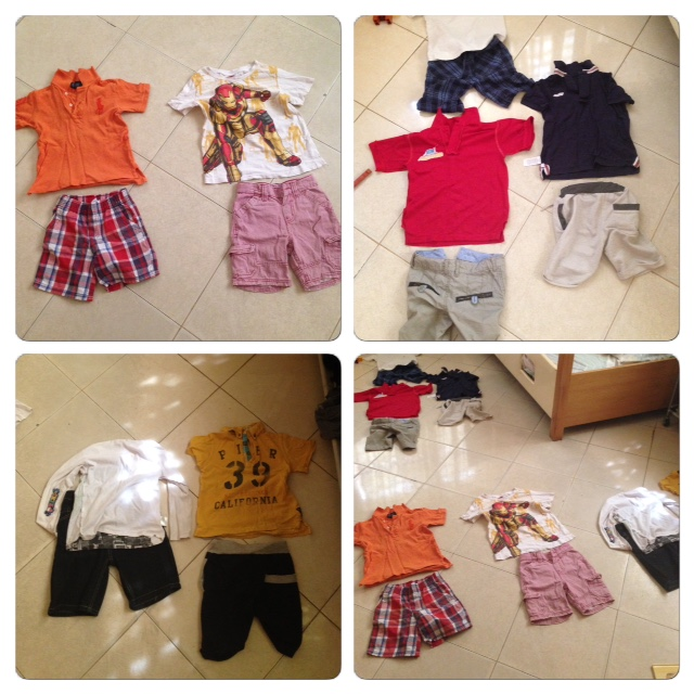 Meme Boham - Choice of clothes by a 4 Year old