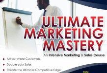 Testimonials on the Ultimate Marketing Mastery