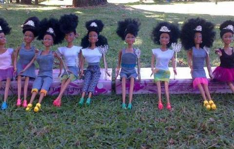 Maite Makgoba dolls