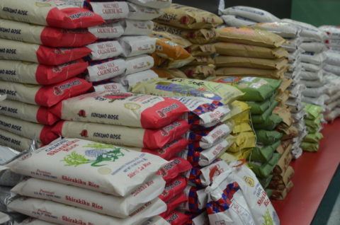 Patronize Nigeria Goods rice