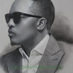 Portrait of Jude Abaga aka MI by Pnbartworks