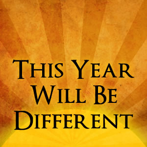 2016 will be different
