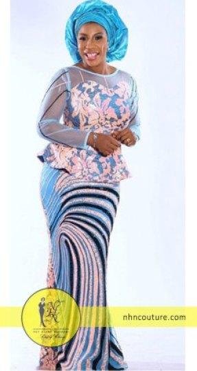 nhn couture - Mrs Nkechi Harry Ngonadi
