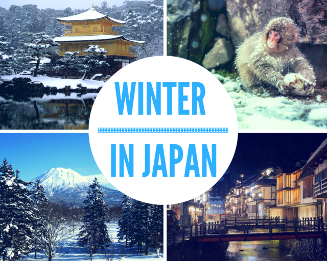 When is the best time to visit Japan - Winter in Japan