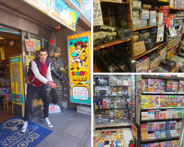 The Ultimate Guide to Anime Shopping in Den Den Town, Osaka -