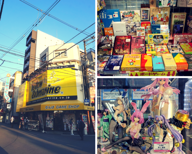 The Ultimate Guide to Anime Shopping in Den Den Town, Osaka - Yellow Submarine