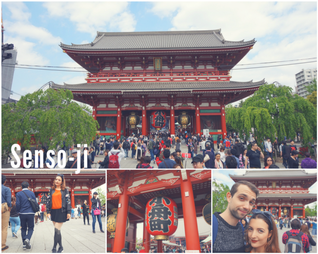 The Budget Traveller's Guide to One Week in Tokyo - Senso-Ji