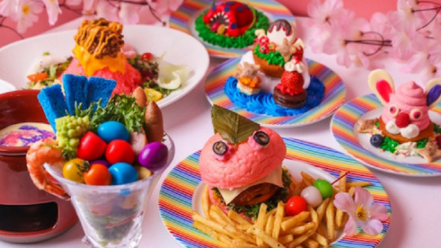 The Budget Travellers Guide to One Week in Tokyo - Kawaii Monster Cafe