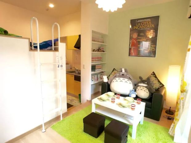 25 Amazing Airbnbs in Tokyo for Under $200 - Totoro Airbnb