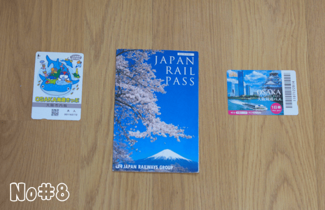 9 Essential Things You Need for Your First Trip to Japan - Japan Rail Pass or Tourist Passes