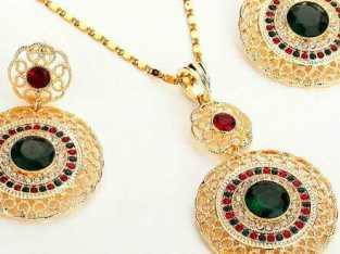مجوهرات مغربية تقليدية