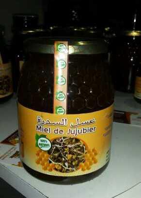 عسل السدرة