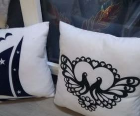 Coussin jette