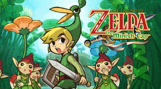 Zelda – The Minish Cap