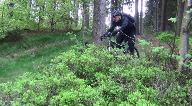 Der Weg ist das Ziel ... oder: Mit dem Mountainbike unterwegs im Harz