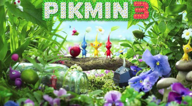 Pikmin 3 … oder die Kunst, einen Ameisenhaufen zu beaufsichtigen