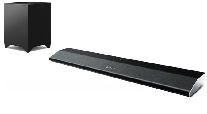 Hardwaretest: Sony HT-CT770 - folgt Design der Funktion?