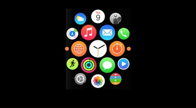 Und es ist ... eine Uhr?