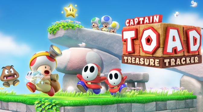 Captain Toad Treasure Tracker - Jump`n`Run ohne Jump?