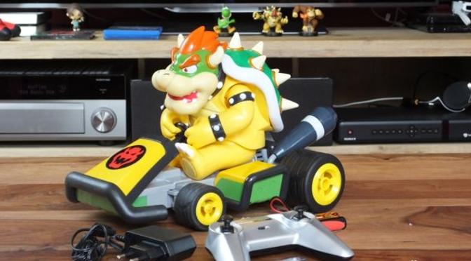 Mario Kart in echt ...