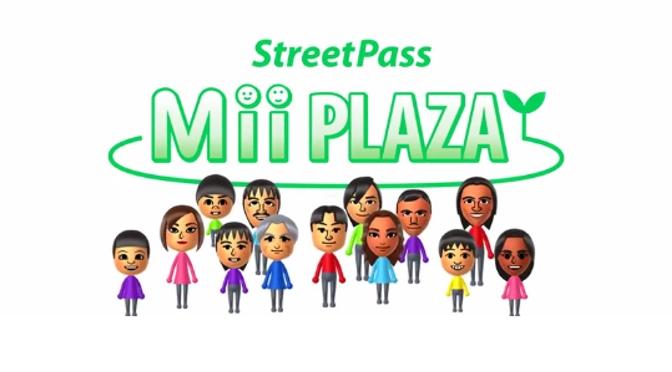 StreetPass: Mii Plaza es su plaza