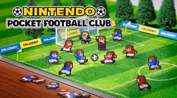 Nintendo Pocket Football Club – wenig drin, alles dran