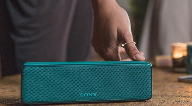 Hardwaretest: Sony h.ear go - die wahrscheinlich längste mobile Box der Welt