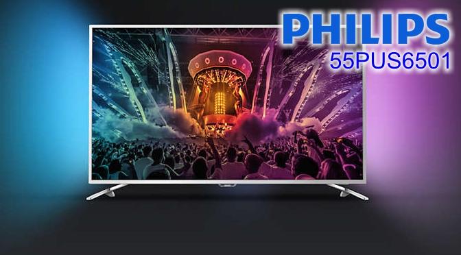Hardwaretest: Philips 55PUS6501 - er läuft und läuft und läuft
