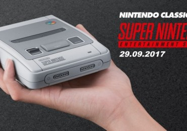 Das Nintendo Classic Mini: Super Nintendo Entertainment System kommt