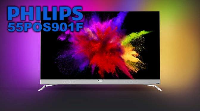 Hardwaretest: Philips 55POS901F – ole, ole, OLED